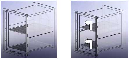 Shelving Option - Standard