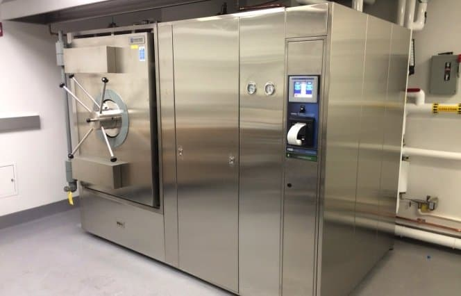 Consolidated Provides MiniBulk Autoclave to World Leading Biotech Company_1